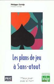 Plans De Jeux A Sans Atout - Intérieur - Format classique