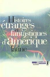 Histoires étranges et fantastiques d'Amérique latine - Intérieur - Format classique