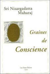 Graines de conscience - Couverture - Format classique