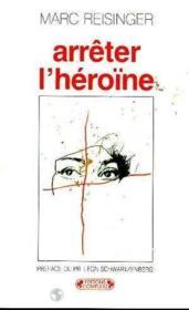 Arreter L'Heroine - Couverture - Format classique