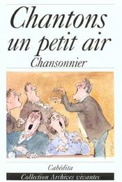 Chantons Un Petit Air - Intérieur - Format classique