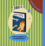 Super-Titi dans les céréales se mangent froides - 4ème de couverture - Format classique