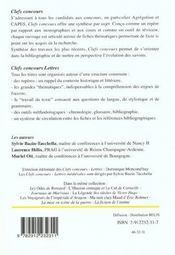 Livre Voir Dit De Guillaume De Machaut - 4ème de couverture - Format classique