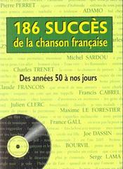 186 succès de la chanson française - Intérieur - Format classique