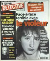 Nouveau Detective (Le) N°650 du 02/03/1995 - Couverture - Format classique