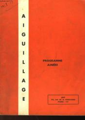 Aiguillage - Couverture - Format classique
