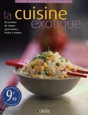 La cuisine exotique - Intérieur - Format classique