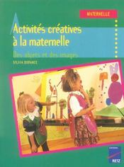 Activités créatives à la maternelle ; des objets et des images - Intérieur - Format classique