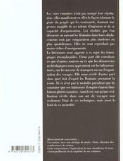 Par Les Routes Et Par Les Mers Civilisation Latine - 4ème de couverture - Format classique