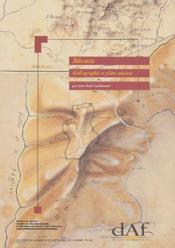 Bibracte ; bibliographie et plans anciens - Couverture - Format classique