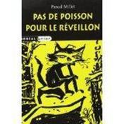 Pas De Poisson Pour Le Reveillon - Couverture - Format classique