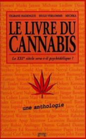 Livre Du Cannabis - Couverture - Format classique