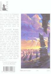 L'Eau Dort T.1 - 4ème de couverture - Format classique
