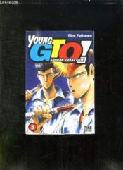 Young gto t.5 - Couverture - Format classique