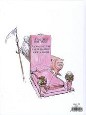 Les aventures de la mort et de Lao-Tseu t.3 ; www.la-mort.fr - 4ème de couverture - Format classique