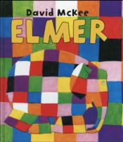 Elmer - Couverture - Format classique