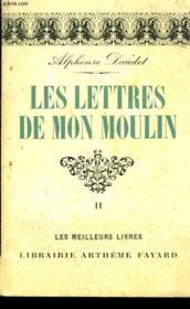 Les Lettres De Mon Moulin - Tome 2 - Couverture - Format classique
