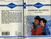 Passions Secretes - Just In Time For Christmas - Couverture - Format classique