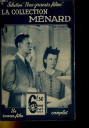 Selection Nos Grands Films - La Collection Menard - Couverture - Format classique