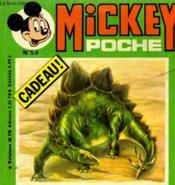 Mickey Poche N°54 - Couverture - Format classique