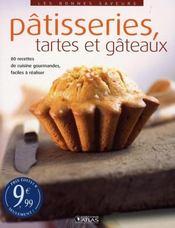 Pâtisseries, tartes et gâteaux - Intérieur - Format classique