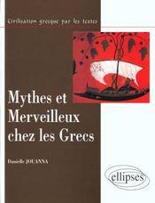Mythes Et Merveilleux Chez Les Grecs - Intérieur - Format classique