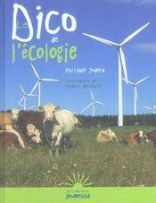 Dico De L Ecologie - Intérieur - Format classique