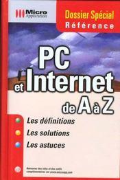 Dossier special pc et internet de a a z - Intérieur - Format classique