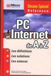 Dossier special pc et internet de a a z - Couverture - Format classique
