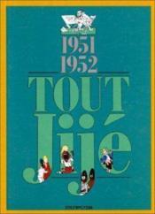 Tout jijé t.5 ; 1951-1952 - Couverture - Format classique