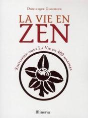 Zen génération - Couverture - Format classique