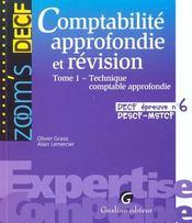 Zoom'S Expert Compta Appro Revision Decf - Intérieur - Format classique