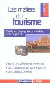 Les metiers du tourisme - Intérieur - Format classique