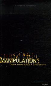 Manipulation - Couverture - Format classique