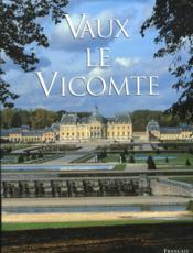 Vaux Le Vicomte Francais Broche - Couverture - Format classique