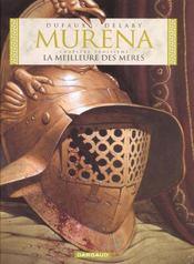 Murena t.3 ; la meilleure des mères - Intérieur - Format classique