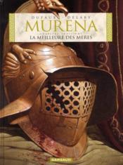 Murena t.3 ; la meilleure des mères - Couverture - Format classique