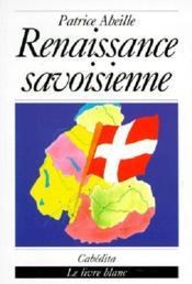 Renaissance Savoisienne - Couverture - Format classique
