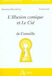 L'illusion comique et Le Cid de Corneille - Intérieur - Format classique