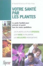 Votre Sante Par Les Plantes - Intérieur - Format classique
