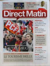 Direct Matin N°1052 du 19/03/2012 - Couverture - Format classique