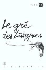Gre Des Langues 14 - Couverture - Format classique
