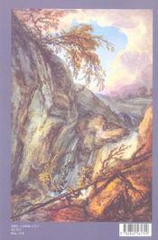 Carnets d'etudes1 reflexions sur le paysage francais au xviiie - 4ème de couverture - Format classique