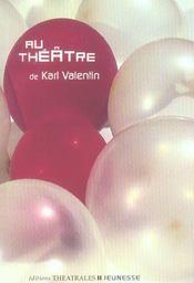 Au Theatre - Intérieur - Format classique