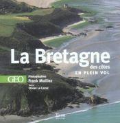 La Bretagne des côtes en plein vol - Intérieur - Format classique