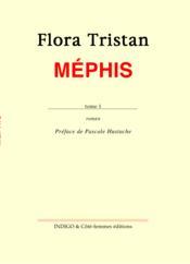 Mephis T1 - Couverture - Format classique