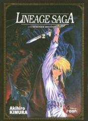 Lineage saga t.2 - Couverture - Format classique