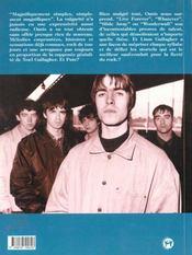 Oasis - 4ème de couverture - Format classique