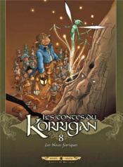 Les contes du korrigan T.8 ; les noces féériques - Couverture - Format classique