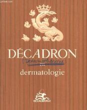 Decadron En Dermatologie - Couverture - Format classique
